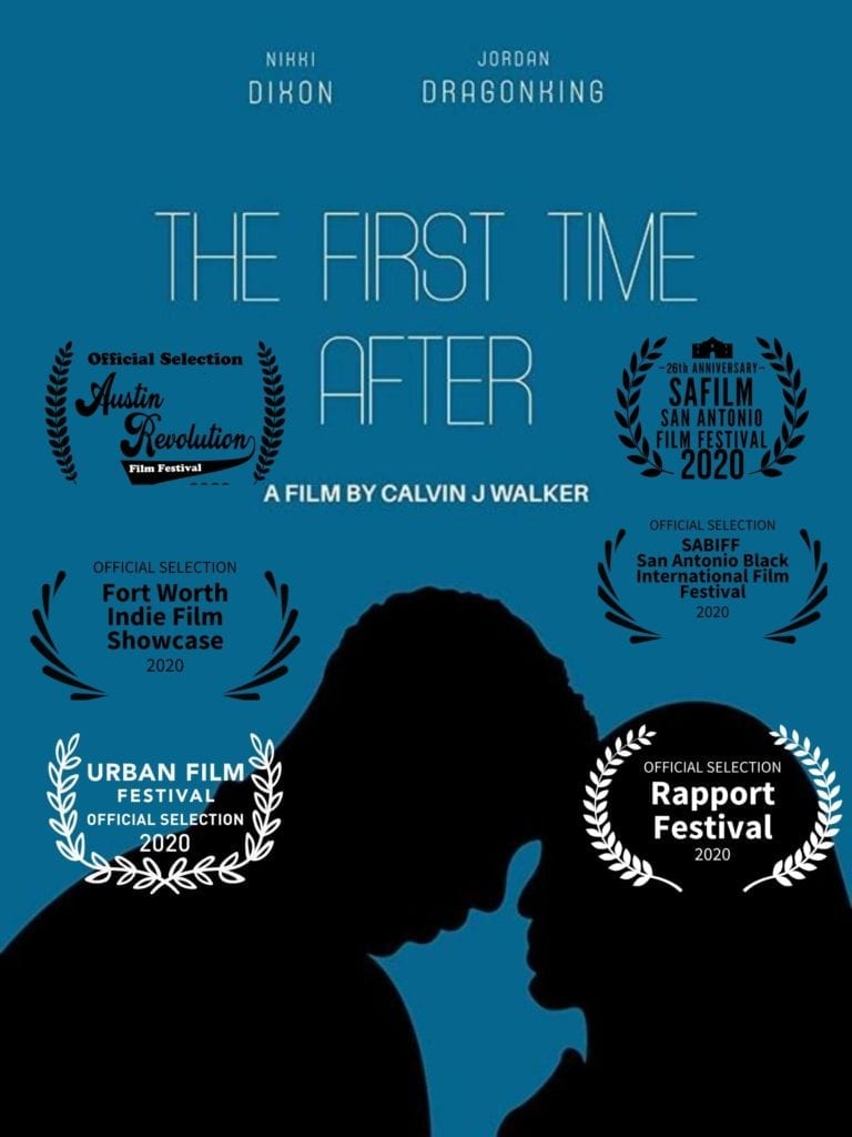 The First Time After Poster
