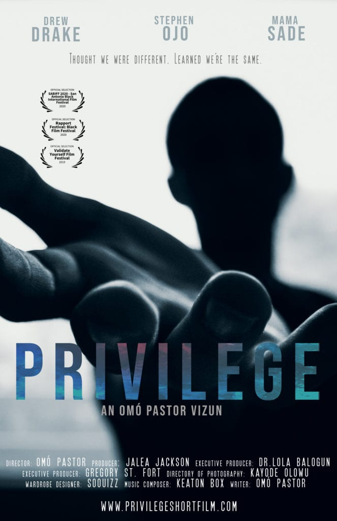 privilege film final